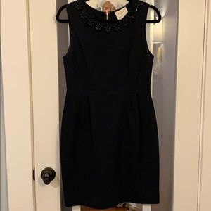 Kate Spade Black Diana Dress - Size 8